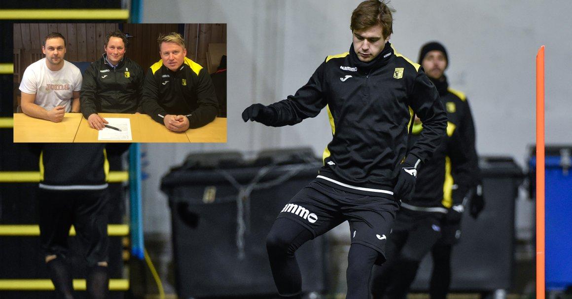 Utstyrsgigant valgte Raufoss Fotball