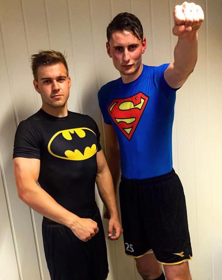 Batman og Supermann
